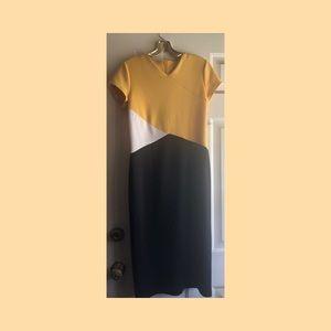 New York and Company Midi Dress
